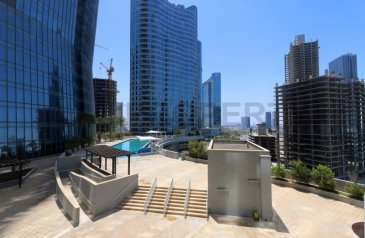 Studio, One Bathroom, Apartment To Rent in Sigma Tower I, City of Lights, Abu Dhabi - Vacant Studio in Sigma Tower 1 for Immediate Lease