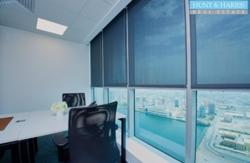 240 Sq Ft, Office To Rent in Suhaim, Ras al Khaimah - Fitted & Ready Offices - Start Business Immediately
