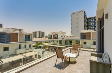 Two Bedroom, Three Bathroom, Townhouse To Rent in The Pulse, Dubai South City, Dubai - Modern Townhome | Spacious | Modern Complex