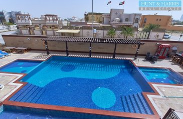 Two Bedroom, Two Bathroom, Apartment To Rent in Al Mairid, Ras al Khaimah - Luxury Serviced Apartments - Payable up to 12 cheques