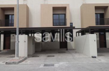 Three Bedroom, Four Bathroom, Townhouse To Rent in Nasma Residence, Al Tayy, Sharjah - Spacious townhouse / Brand new