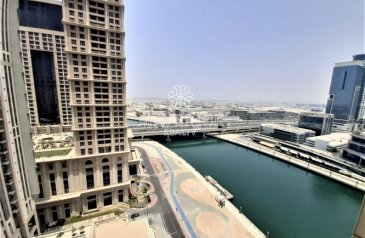Two Bedroom, Three Bathroom, Apartment To Rent in Noora Tower - Al Habtoor City, Business Bay, Dubai - Exclusive! Canal View   Furnished 2BR   High Floor