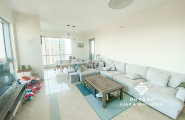 Two Bedroom, Two Bathroom, Apartment For Sale in Golf Towers, The Greens, Dubai - Exclusive 2BR   Perfectly Priced   Stunning view