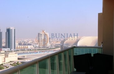 One Bedroom, Two Bathroom, Apartment For Sale in Elite Sports Residence 1, Dubai Sports City (DSC), Dubai - Luxurious 1 Bedroom Apt with a Golf View for Sale.