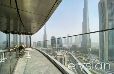 Two Bedroom, Three Bathroom, Apartment To Rent in The Address Residence Sky View, Downtown Dubai, Dubai - 03 Series | 2 Bedroom | Vacant 10th Nov.