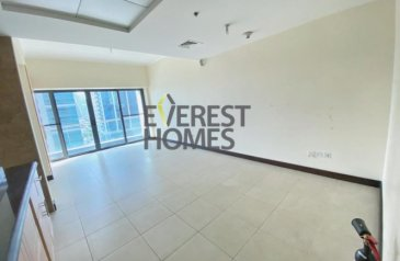 Studio, One Bathroom, Apartment To Rent in Goldcrest Views 1, Jumeirah Lakes Towers - JLT, Dubai - Hot Deal!! Studio With Balcony Lake View