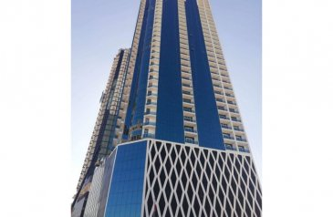 One Bedroom, Two Bathroom, Apartment To Rent in Al Rashidiya 1, Ajman - 1 Bedroom For Rent In Oasis Tower... 29,000 for 12 Payment.... Brand New Building