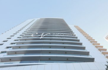 One Bedroom, Two Bathroom, Apartment To Rent in Amaya Tower 2, Al Reem Island, Abu Dhabi - Step Inside This Wonderful Unit For Up To 4 Chqs