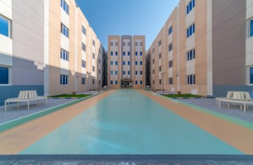 Ready to Move in Staff Accommodation To Rent in Industrial City Of Abu Dhabi - ICAD, Mussafah, Abu Dhabi - Premium Staff Accommodation with many facilities