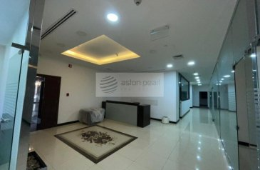 4,111 Sq Ft, Office To Rent in Churchill Executive, Business Bay, Dubai - Fully Fitted Office | Spacious | Ready to Operate