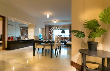 Two Bedroom, Three Bathroom, Apartment To Rent in Golden Mile 9, The Palm Jumeirah, Dubai - Modern   High Floor   Great View & Location