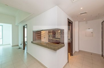 One Bedroom, Two Bathroom, Apartment To Rent in Attessa Tower, Dubai Marina, Dubai - Exclusive Listing | Best Layout 1BR | High Floor