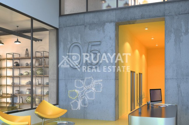 For Sale Off Plan 2+1 Bedrooms Apartment
