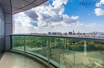 Two Bedroom, Three Bathroom, Apartment For Sale in Global Golf Residence 2, Dubai Sports City (DSC), Dubai - 2 Bed | Golf View I New Unit | High-Floor