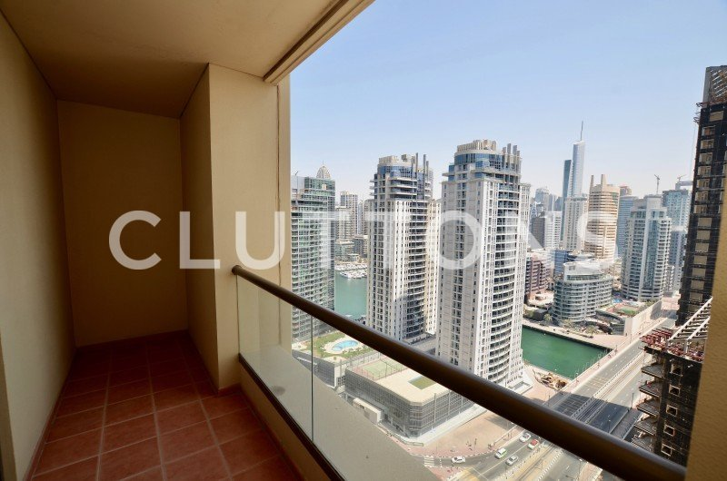 Updgraded Apt With Marina View In Jbr - High Roi
