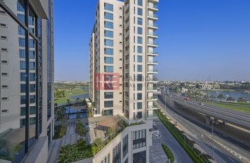 Two Bedroom, Three Bathroom, Hotel Apartment To Rent in Vida - Building B2, The Hills, Dubai - 2-Bed Fully Furnished Chiller Free Fountain View