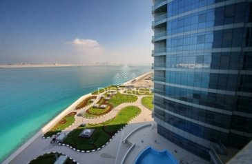 Two Bedroom, Two Bathroom, Apartment To Rent in Sea View Tower, Al Reem Island, Abu Dhabi - Vacant I No Chiller Fees I W/ Kitchen Appliances