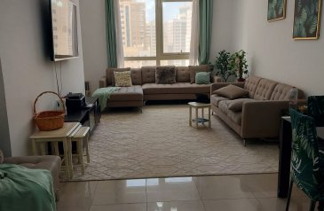 Two Bedroom, Two Bathroom, Apartment For Sale in Al Khan, Sharjah - Amazing Offer/ Nice View / 2Br In Al Qasba