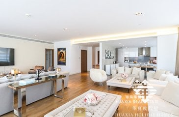 Four Bedroom, Five Bathroom, Apartment For Sale in City Walk, Dubai - Luxury Furnished | Brand New | Huge Layout