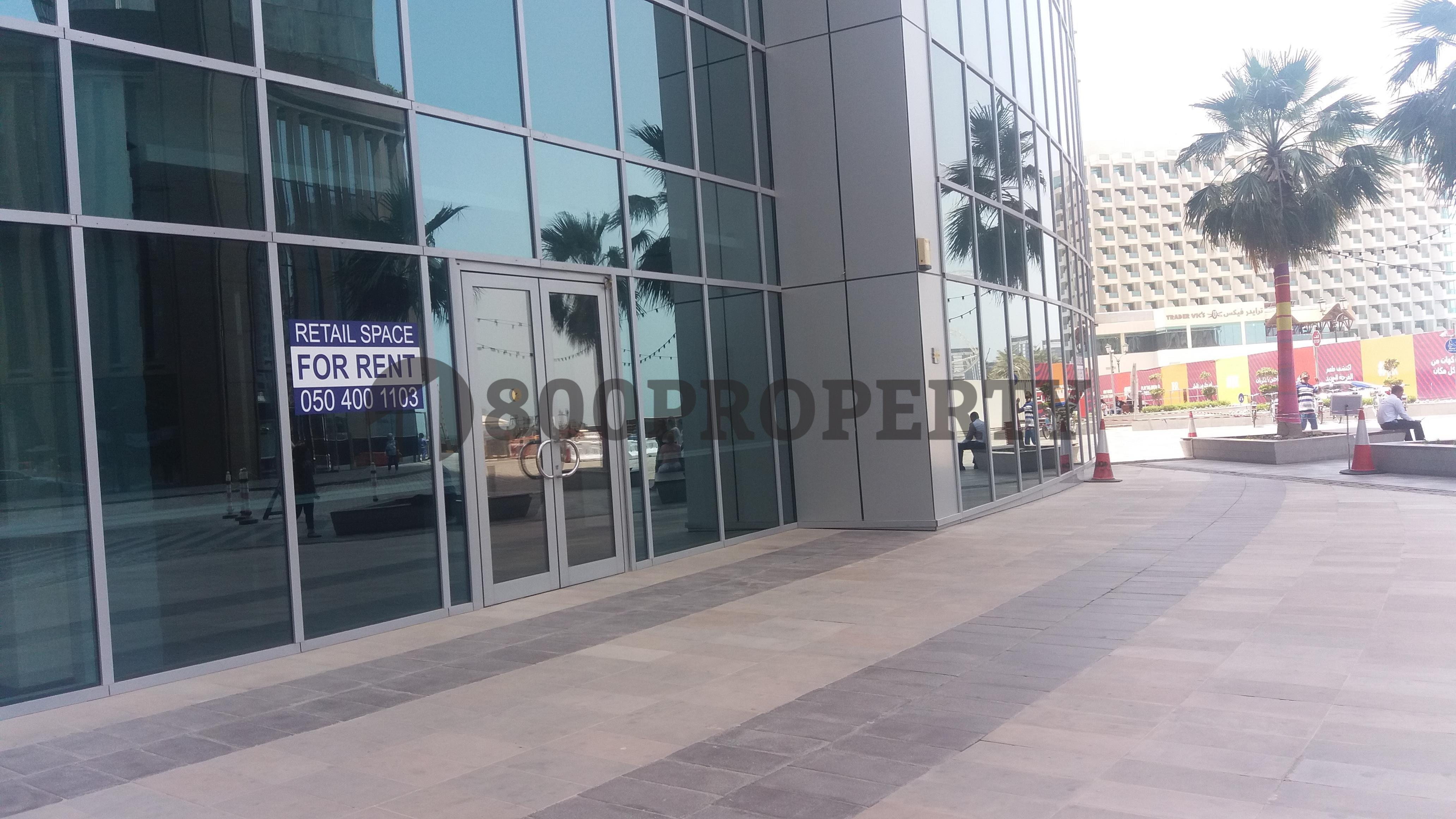 Retail Space With Outstanding Visibility In Jbr