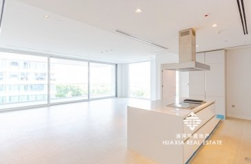 One Bedroom, Two Bathroom, Apartment To Rent in Seventh Heaven, Al Barari, Dubai - Amazing Community View | Brand New | Luxurious