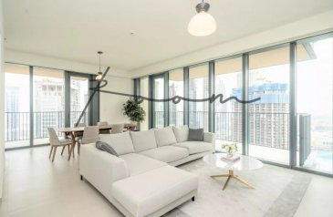 Three Bedroom, Four Bathroom, Apartment For Sale in Boulevard Heights 2, Downtown Dubai, Dubai - 01 Layout   Vacant   View Today
