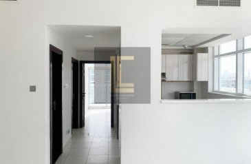 Two Bedroom, Two Bathroom, Apartment For Sale in Glitz Residence 2, Dubai Studio City (DSC), Dubai - Vacant On Transfer    Bright and Spacious 2 BR Apt