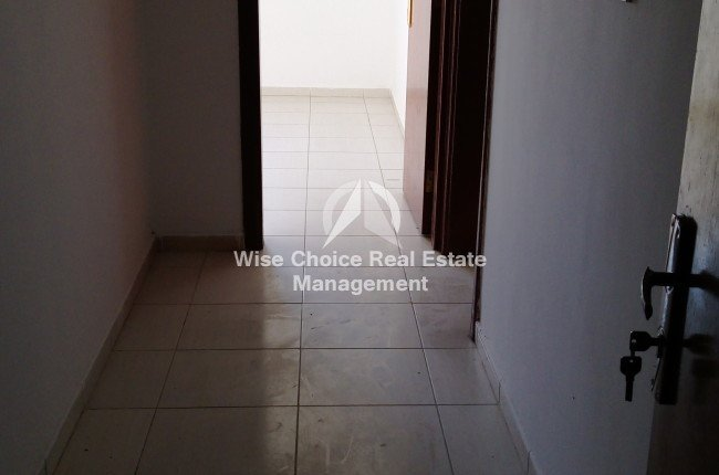 Wcre P 411974 One Bedroom Two Bathroom Apartment To Rent In Delma Street Abu Dhabi